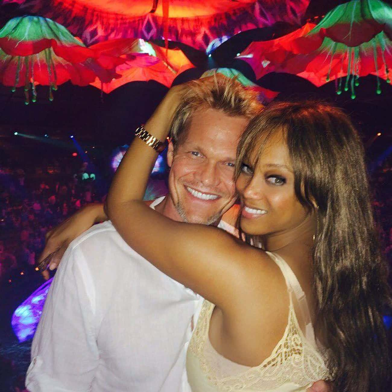 Erik Asla is listed (or ranked) 2 on the list Tyra Banks's Loves & Hookups