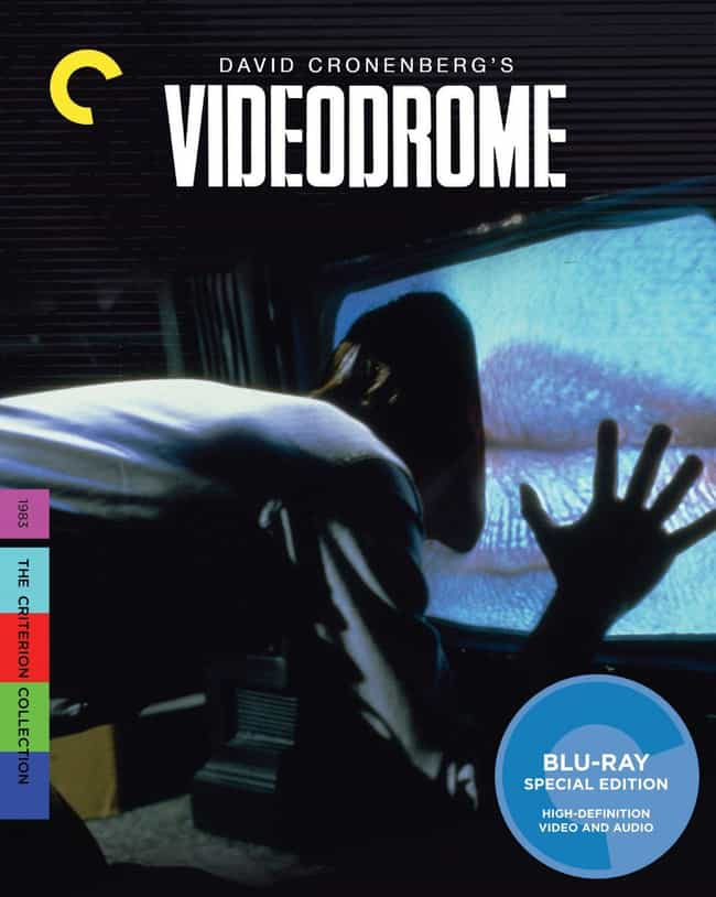 Videodrome is listed (or ranked) 2 on the list The 10 Best Art-Horror Films to Start With