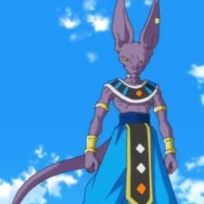 Beerus is listed (or ranked) 7 on the list The Best Dragon Ball Z Characters of All Time