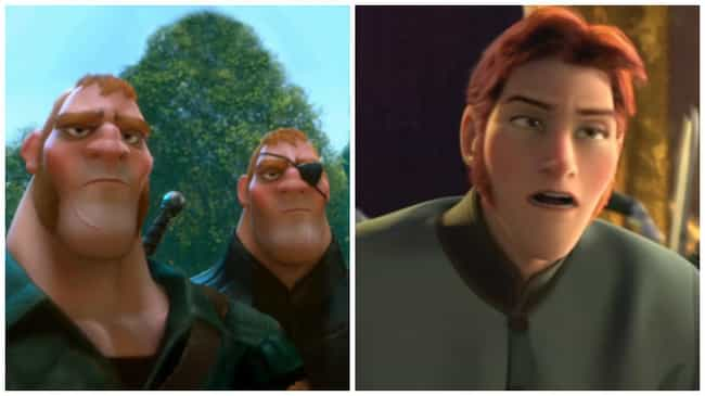Frozen and Tangled Take Place ... is listed (or ranked) 2 on the list 22 Insanely Smart Fan Theories About Frozen