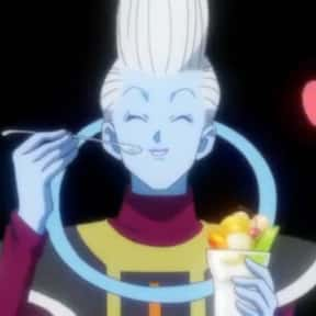 Whis is listed (or ranked) 11 on the list The Best Dragon Ball Z Characters of All Time
