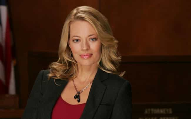 Jessica Devlin is listed (or ranked) 4 on the list The Hottest TV Lawyers of All Time