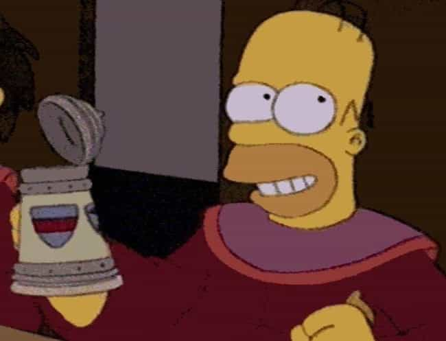 Bart Was a Stonecutter Before ... is listed (or ranked) 5 on the list The Greatest Fan Theories About The Simpsons