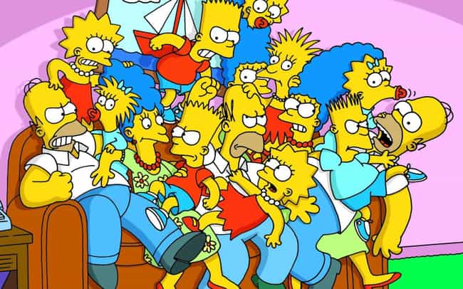 The Simpsons Is a TV Show Within The Simpsons Universe
