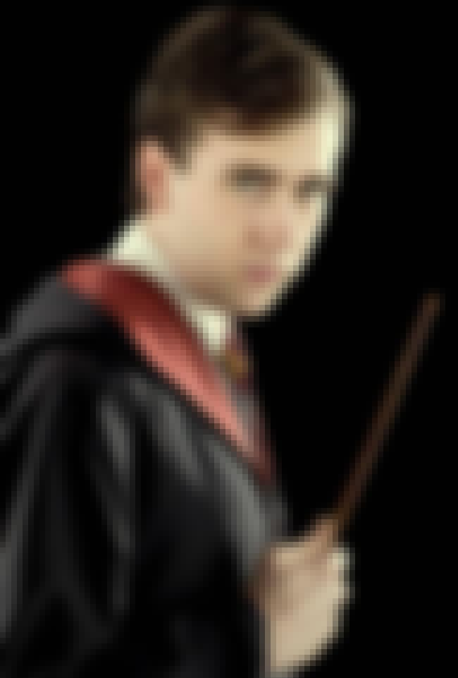 Neville Longbottom Was Using t... is listed (or ranked) 1 on the list The Craziest Harry Potter Fan Theories That Could Be True