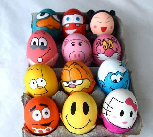 Cool Easter Egg Ideas You Ll Wish You Thought Of Viraluck