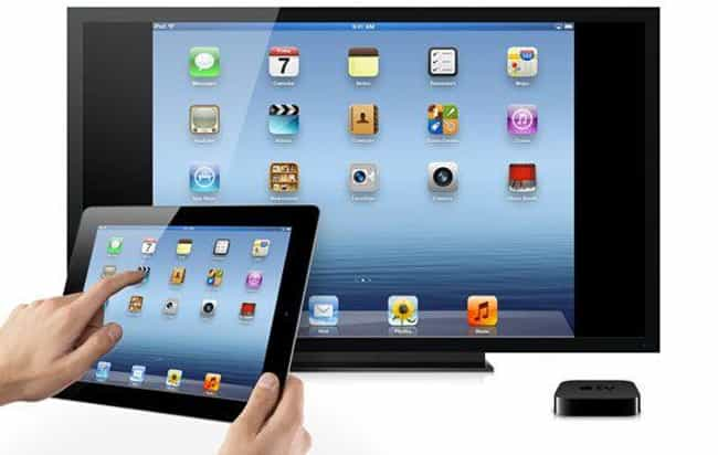 Mirror Your iOS Device to Your... is listed (or ranked) 4 on the list 18 Cool Things You Didn't Know About Your Apple TV