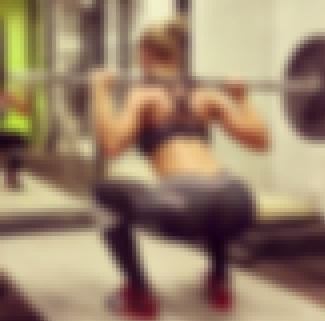 High bar style is listed (or ranked) 3 on the list Hot Girls Doing Squats