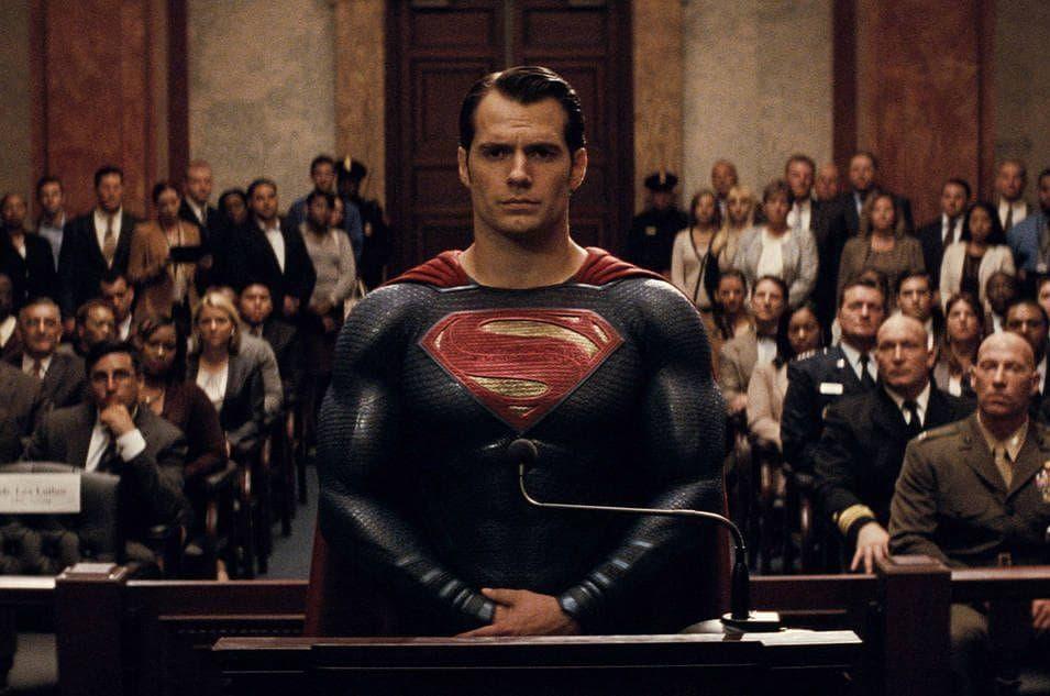 Image of Random Grimmest, Darkest Things in Batman v. Superman