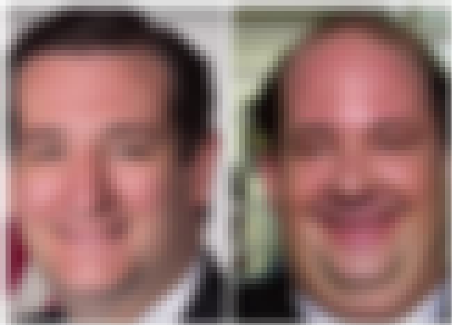 Kevin is listed (or ranked) 4 on the list Everything That People Have Said Ted Cruz Looks Like, Ranked