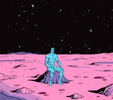 'Batman v. Superman' = 'Watchmen'