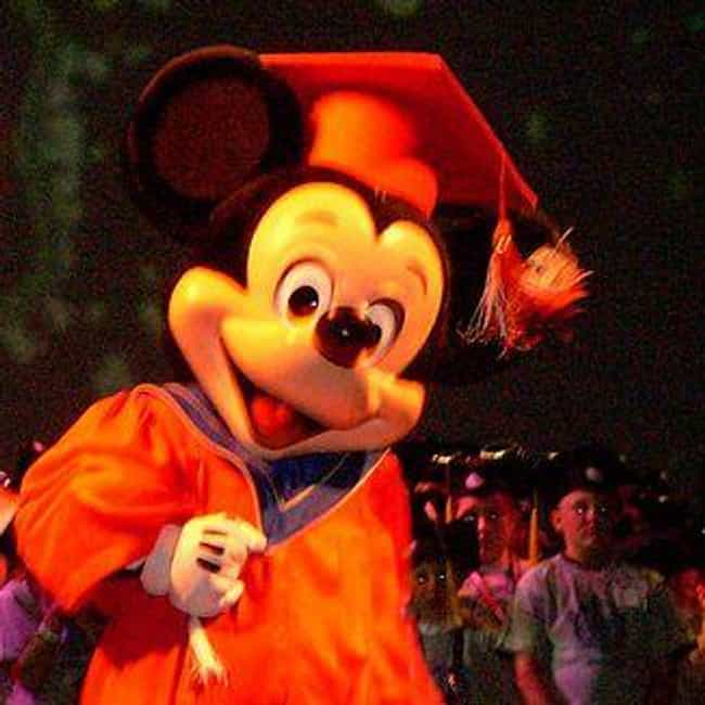 There's a Disney University is listed (or ranked) 4 on the list Secrets From An Ex-Disney World Cast Member