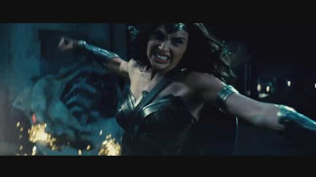 Wonder Woman Is Totally Badass is listed (or ranked) 1 on the list The 24 Best Parts of Batman v. Superman, Ranked