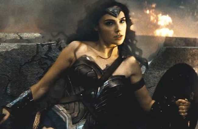 Wonder Woman's Smile in Ba... is listed (or ranked) 2 on the list The 24 Best Parts of Batman v. Superman, Ranked