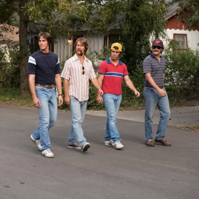 Embrace Your Inner Stran... is listed (or ranked) 1 on the list Everybody Wants Some!! Movie Quotes