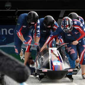 Bobsled is listed (or ranked) 5 on the list The Best Snow Sports to Play and Watch