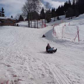 Luge is listed (or ranked) 9 on the list The Best Snow Sports to Play and Watch