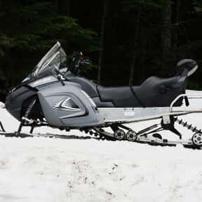 Snowmobiling is listed (or ranked) 6 on the list The Best Snow Sports to Play and Watch