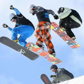 Boardercross is listed (or ranked) 10 on the list The Best Snow Sports to Play and Watch