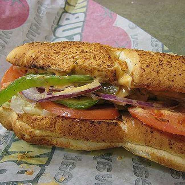 Steak at Subway is listed (or ranked) 4 on the list 20 Fast Food Employees Tell You Which Foods to Never Eat