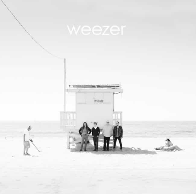 Weezer (White Album) is listed (or ranked) 3 on the list The Best Weezer Albums of All Time