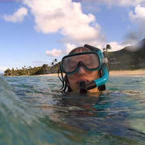 Snorkeling is listed (or ranked) 14 on the list The Best Water Sports
