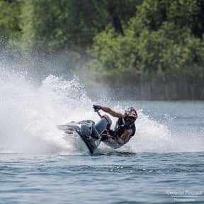 Jet Skiing is listed (or ranked) 4 on the list The Best Water Sports