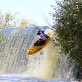 Kayaking is listed (or ranked) 7 on the list The Best Water Sports