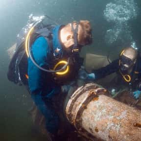 Deep Diving is listed (or ranked) 12 on the list The Best Water Sports