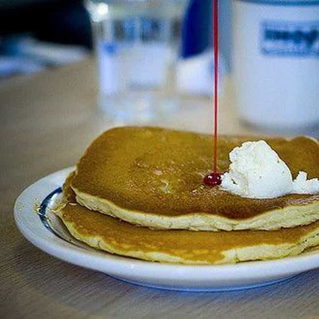All You Can Eat Pancake ... is listed (or ranked) 3 on the list All Of The Horrible Things That Have Happened At Denny's
