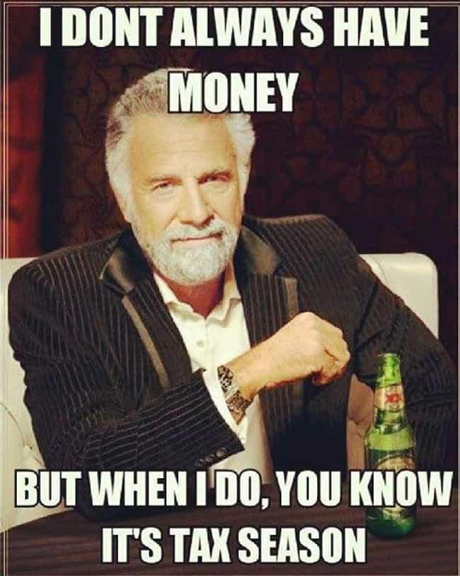 Taxes Meme Gallery - Politically Incorrect Humor  Tax Money Meme