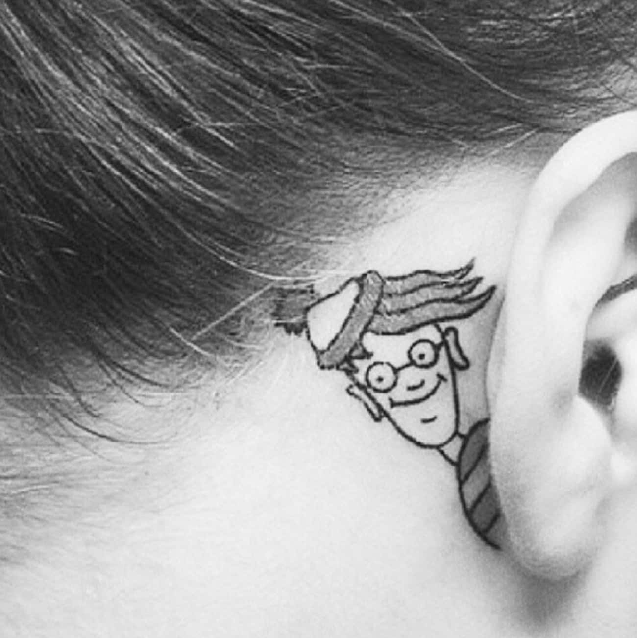 One More Mystery Down is listed (or ranked) 4 on the list 20 Tattoos That Make Hilarious Jokes