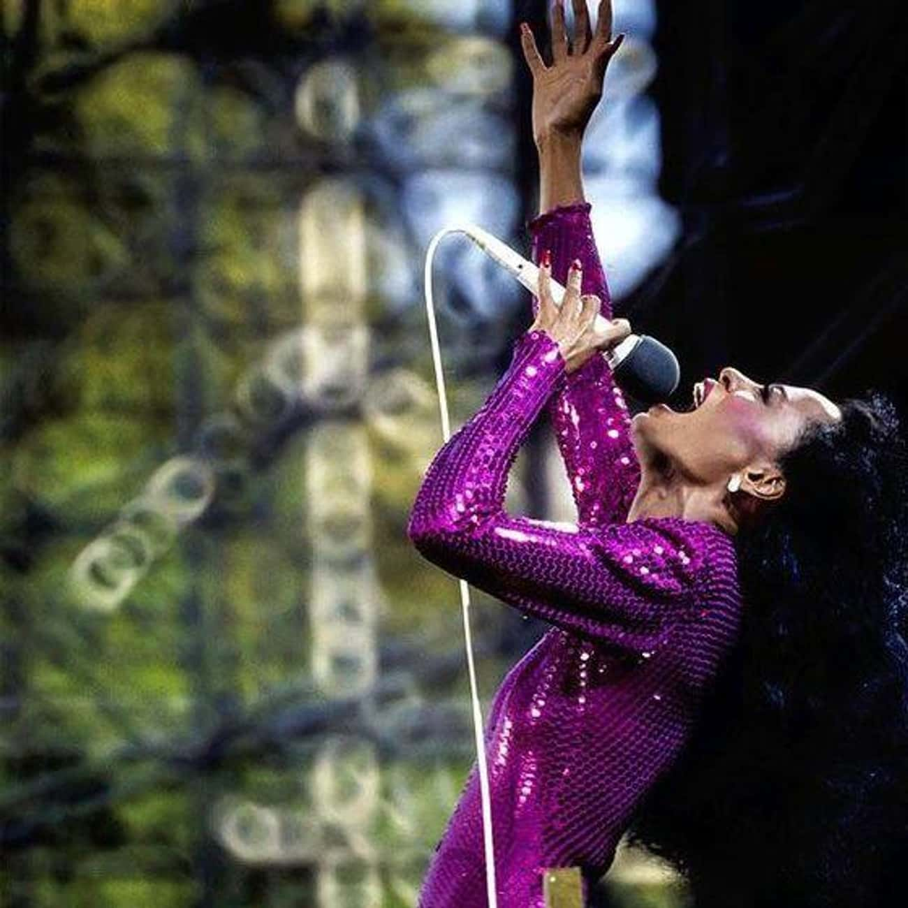Diana Ross is listed (or ranked) 4 on the list Celebrities Whose Close Friends Unexpectedly Died