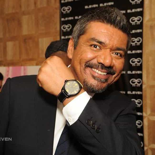 George Lopez, Carnival C... is listed (or ranked) 1 on the list Celebrities Who Work Cruises