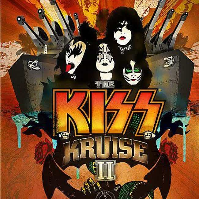 Kiss, Kiss Kruise is listed (or ranked) 2 on the list Celebrities Who Work Cruises