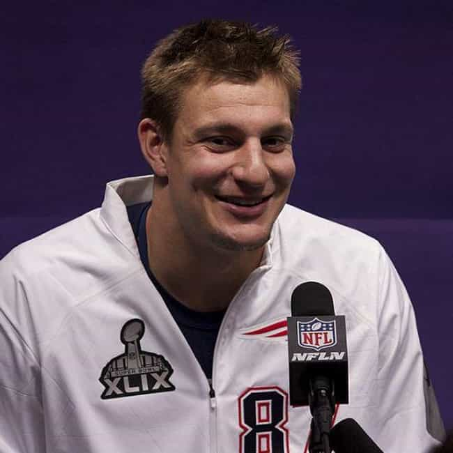 Rob Gronkowski, Gronk's ... is listed (or ranked) 4 on the list Celebrities Who Work Cruises