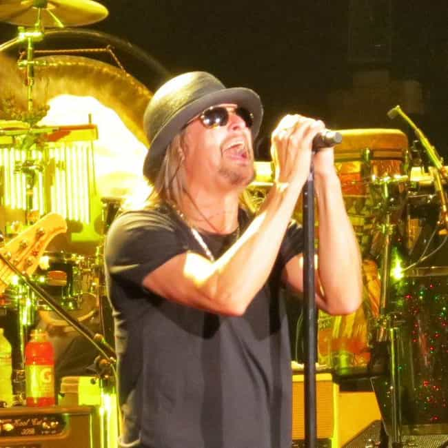Kid Rock, Kid Rock's Chi... is listed (or ranked) 3 on the list Celebrities Who Work Cruises