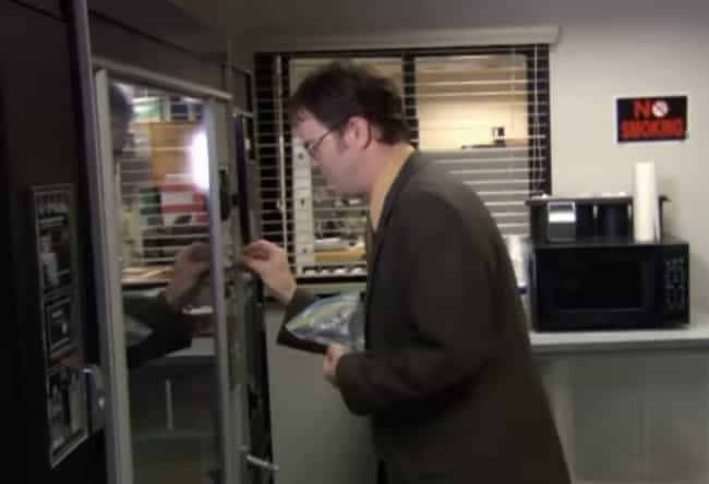 Jim Puts Dwight's Belong... is listed (or ranked) 4 on the list The Greatest Pranks Jim Ever Played on Dwight on The Office