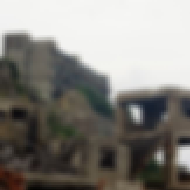 Hashima Island (Gunkanjima) is listed (or ranked) 4 on the list The Creepiest Abandoned Towns and Cities in the World
