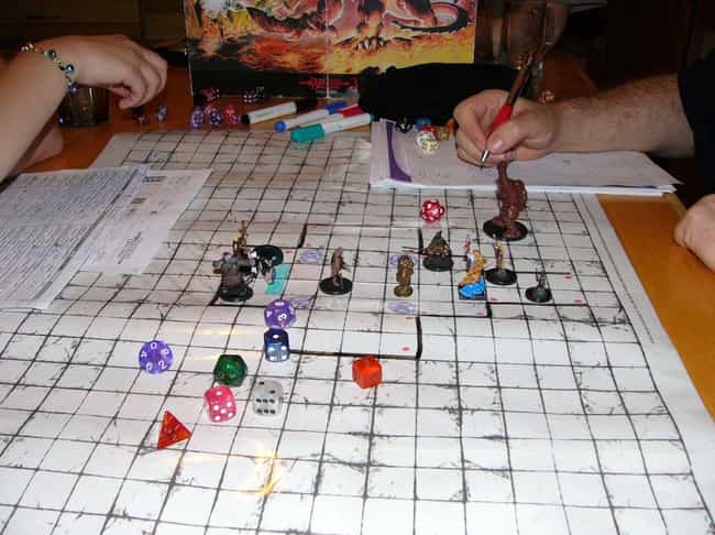 Affect Normal Fire is listed (or ranked) 2 on the list The Worst Dungeons & Dragons Spells