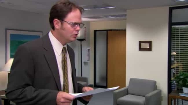 Jim Convinces Dwight That He&#... is listed (or ranked) 3 on the list The Greatest Pranks Jim Ever Played on Dwight on The Office