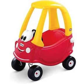 2015 Fisher Price Grand Coupe is listed (or ranked) 1 on the list The Fastest Used Sports Cars under 20k