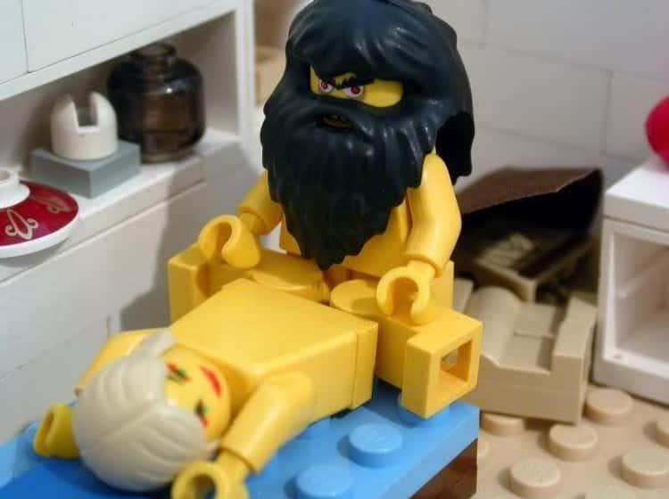 Finally, Lego & Harry Slash Fiction We Can Get Behind!