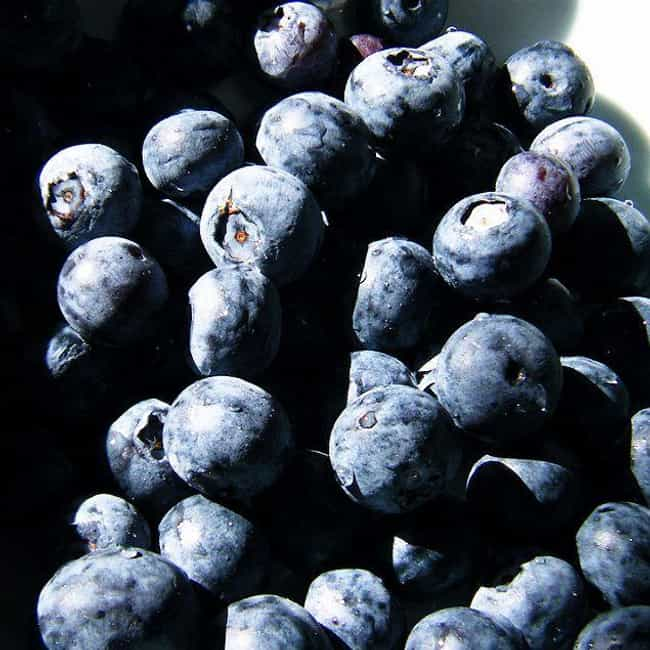 Blueberries in Cereals and Sto... is listed (or ranked) 4 on the list 12 Fake Foods You've Definitely Been Fooled By