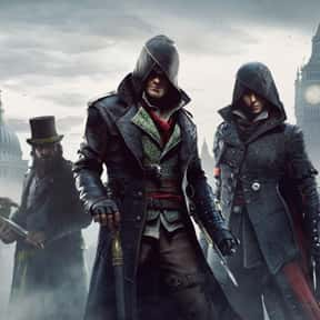 Assassin's Creed Syndicate is listed (or ranked) 10 on the list The Best PlayStation 4 Action Games