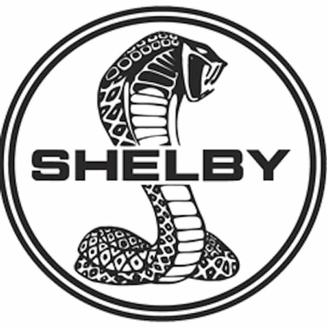 Shelby is listed (or ranked) 3 on the list The Best Car Logos Ever Designed