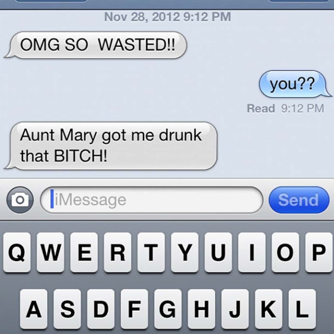 Sister Sister is listed (or ranked) 4 on the list 22 Super Funny Texts from Drunk Moms