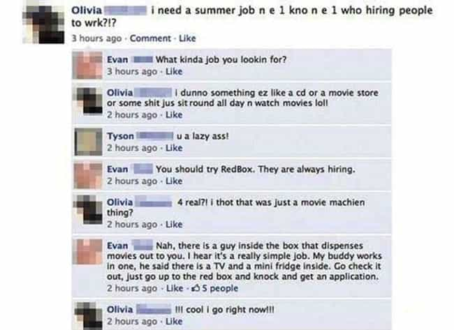 The Funniest Dumb Facebook Posts Ever - 17 times old people made facebook the best thing ever
