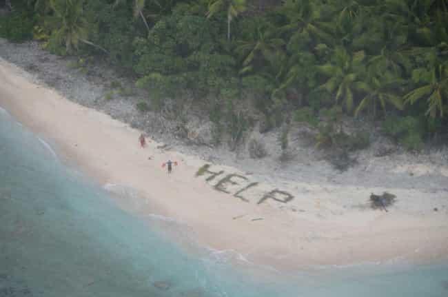 People Lost At Sea