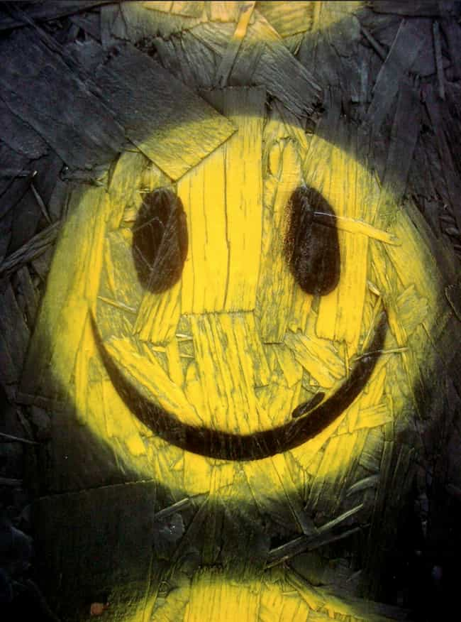 The Smiley Face Killer ... is listed (or ranked) 3 on the list Active Serial Killers Who Still Haven't Been Caught
